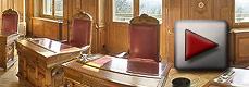Bundesrats Sitzungszimmer